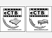 Literie certifiée FCBA CTB - organisme indépendant du secteur de la literie